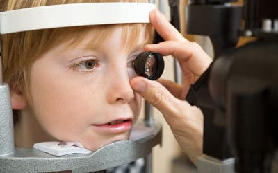 August Is Amblyopia Awareness Month